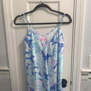 Lily pulitzer slip dress
